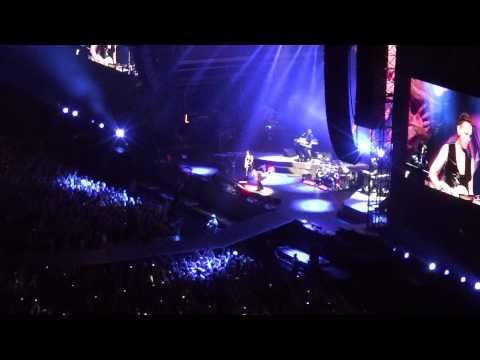 Depeche Mode - Enjoy The Silence (live) @ Stadion Narodowy, Warszawa, 25.07.2013