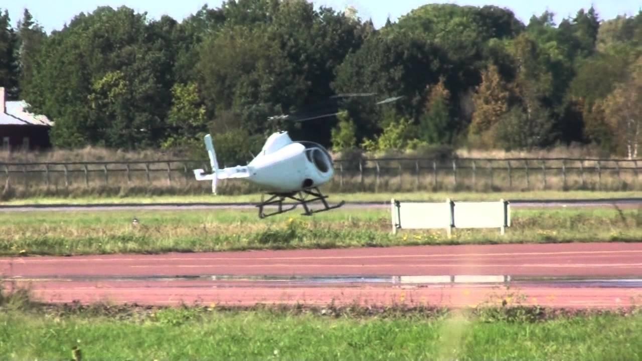 Helicoptero Schweizer 333 Schweizer 333 På Efma
