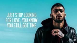 Still Got Time   ZAYN ft  PARTYNEXTDOOR Lyrics New song is Zayn Malik 2017