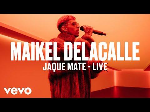 Maikel Delacalle - Jaque Mate (Live) | Vevo DSCVR