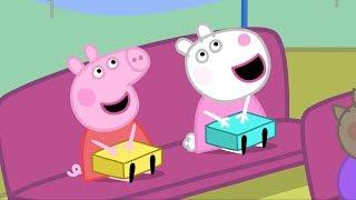 Peppa Pig Nederlands Compilatie Nieuwe Afleveringen | Het Schoolreisje! | Tekenfilm | Peppa de Big