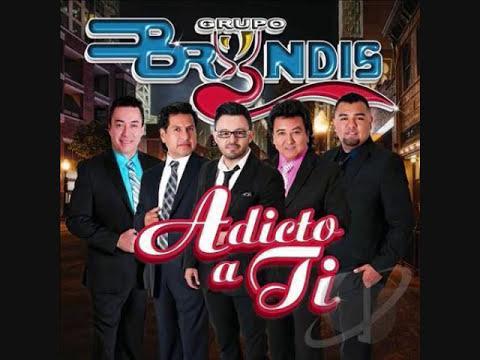 GRUPO BRYNDIS CD COMPLETO ADICTO A TI  2014