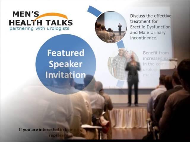 Health Talk Invite