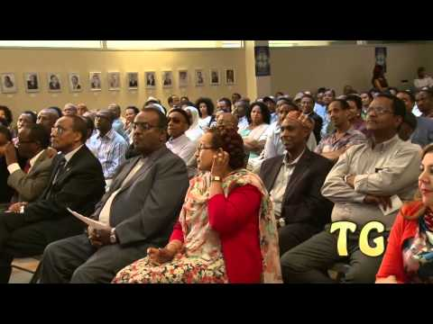 24th Anniversary of Ginbot 20 Celebration at Embassy of Ethiopia - TGTV