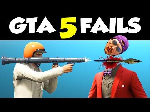 GTA 5 FAILS & WINS #8 // (GTA V Funny Moments Compilation)