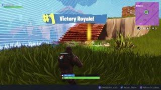 Fortnite _3% health to victory