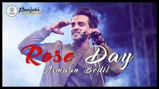 Rose Day FULL SONG  Armaan Bedil  Latest Punjabi S