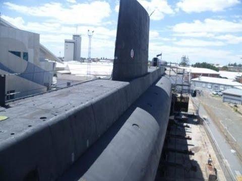 Подводная лодка внутри