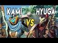 Kami(Kinessa) VS Hyuga(Strix)   Paladins Kinessa Gameplay