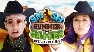SMOSH SUMMER GAMES HYPE PARTY (LIVE)