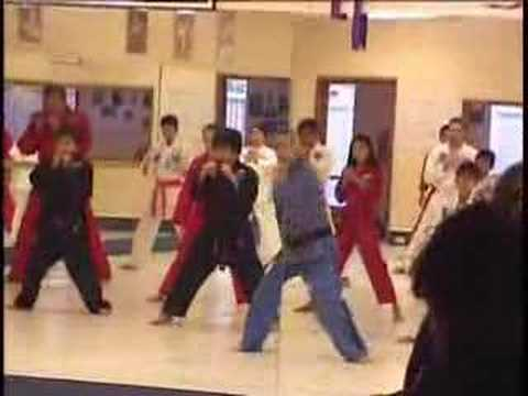 Grandmaster Hee Il Cho Teaching at 67 - Tae Kwon Do