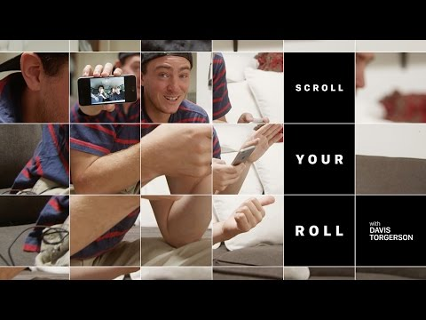 Davis Torgerson - Scroll Your Roll