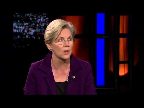 Real Time with Bill Maher: Senator Elizabeth Warren – October 3, 2014 (HBO)
