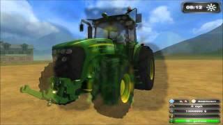 field, John, deer, 7930, Agriculture, Farm, Farmer, Tractor
