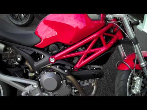 08-03-10 - Ducati Monster 1100 Tech Chat Video
