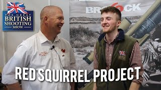 Cornish Red Squirrel Project at The British Shooting Show 2019