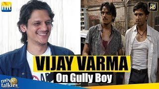 Vijay Varma Shares His Experience Working With Ranveer Singh In Gully Boy