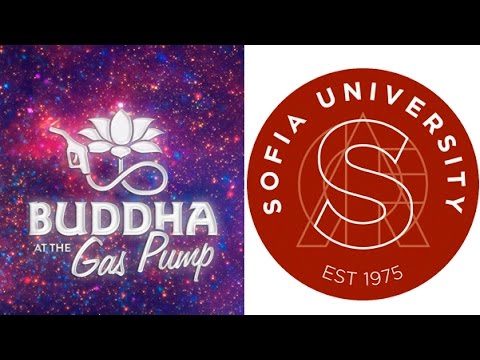 Group Discussion at Sofia University, Part 2 - Buddha at the Gas Pump Interview