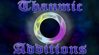 Обзор/Гайд по моду Thaumic Additions: Reconstructed 1.12.2