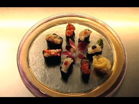 SUSHI: Kiki Gunkan Selection_uChef_TV