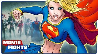 Who Should Play Supergirl? MOVIE FIGHTS