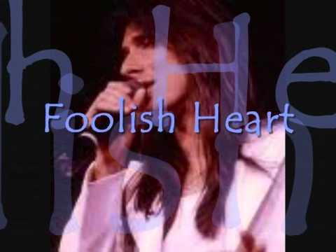 Steve Perry  'Foolish Heart'  (Lyric overlay)