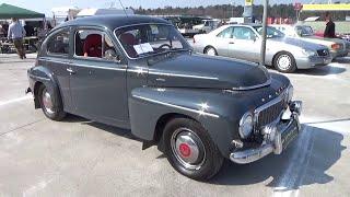 1962, Volvo PV 544, Auto Show Veterama Hockenheim 2015