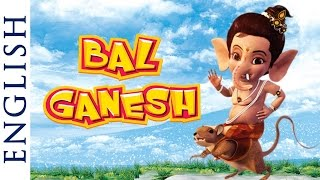 Bal Ganesh (English) | Kids Animated Movies - HD