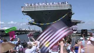 Homecoming: USS Eisenhower