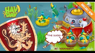 Hay Day - The Ducks & Duck Salon - All you need to know.