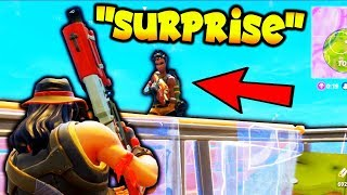 MOST INSANE FORTNITE MOMENT!!! (Fortnite Battle Royale)