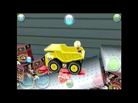 Thumb Toyshop Adventures game for iPhone, iPod Touch