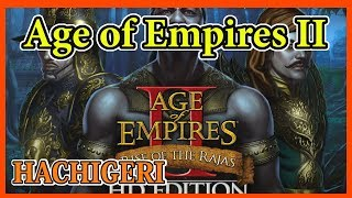 Arabia 4v4【AOC/Age of Empires II HD/Voobly】(2019/2/17)
