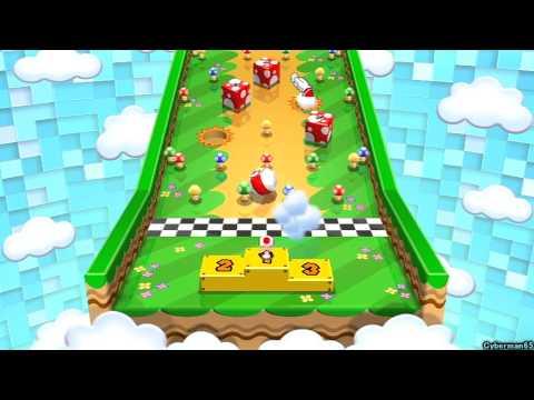 Mario Party 9 ~ Story Mode / Solo — Part 4 ~ Blooper Beach — Boss: Cheap Cheap/Blooper