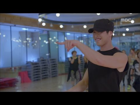 [Father I'll Take Care of You] 아버님 제가 모실게요- Kim Jaewon falls into a trance and dance time! 20161113