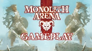 Monolith Arena: Gameplay