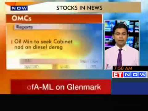 Stocks in news: JSPL, Asian Paints, OMCs