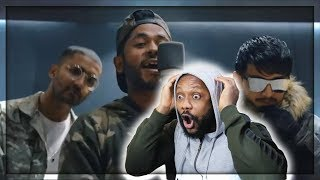 (FIRE!!!) SACAR aka. Lil Buddha ft. Uniq Poet - King of NEPHOP (Official Music Video) | REACTION!!!