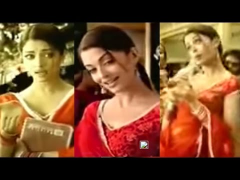 Aishwarya Coca Cola Commercial   Classic Old Indain Advertisement...