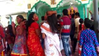 Khalia ar Durga Pujar Ananda