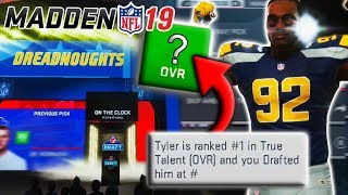Drafting The Best Player In The Class! | Madden 19 Relocation Franchise Ep. 1