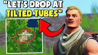 Incorrectly Pronouncing Words in Fortnite