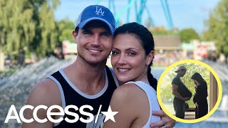 Robbie Amell & Wife Italia Ricci Are Expecting Their First Child Together! | Access