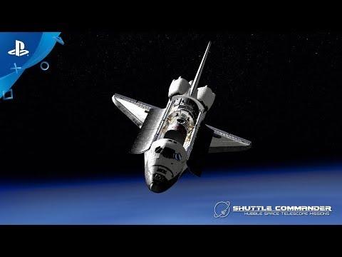 Shuttle Commander - Launch Trailer | PS VR