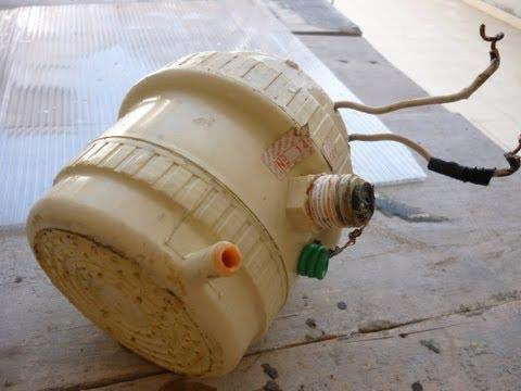 Reparación de Duchas Electricas