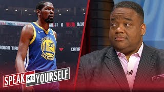 KD playing in Game 5 should be blamed on social media culture — Whitlock | NBA | SPEAK FOR YOURSELF