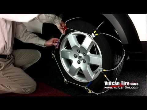 0 How to Install the SCC Z Chain Tire Chain