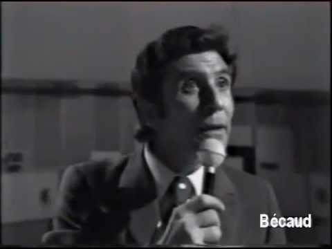 Gilbert Bécaud -Le Petit Oiseau De Toutes Les Couleurs