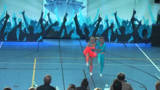 Mia Hubert & Manuel Hubert - Hupfadn Turnier 2015