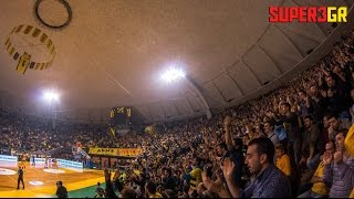 Aris Thessaloniki vs Banvit 15.12.2015
